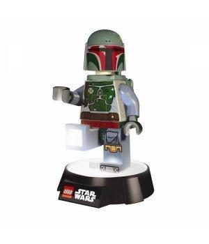 Светодиодный фонарик-ночник IQ Lego, Star Wars, Boba Fett