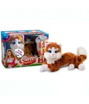 Интерактивная игрушка Кошка Черри Emotion Pets