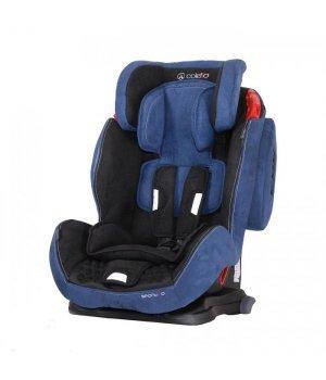 Автокресло Coletto Sportivo dark blue