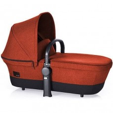Люлька Cybex Priam Carry Cot Autumn Gold Denim-burnt red
