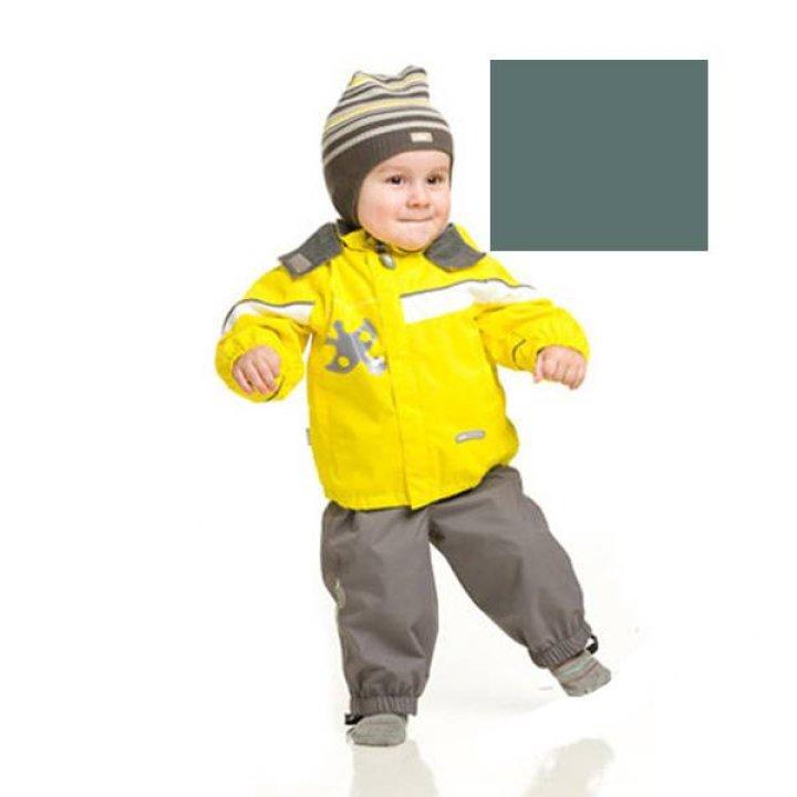 Курточка для мальчиков LENNE DINO размер: 80, серо- зеленый