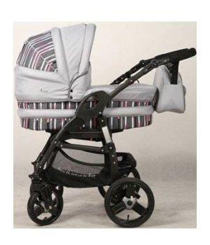 Универсальная коляска 2 в 1 Anmar Hilux (надувные колеса) 34