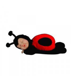 Кукла Anne Geddes Божья коровка (30 см)