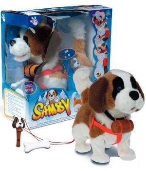 Интерактивный щенок Samby