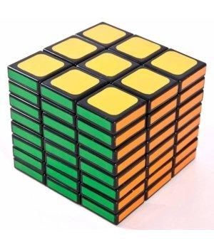 Игрушка-головоломка WitEden Кубик Super 3х3х8 I black
