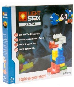 Конструктор с LED подсветкой, Creative, Light STAX