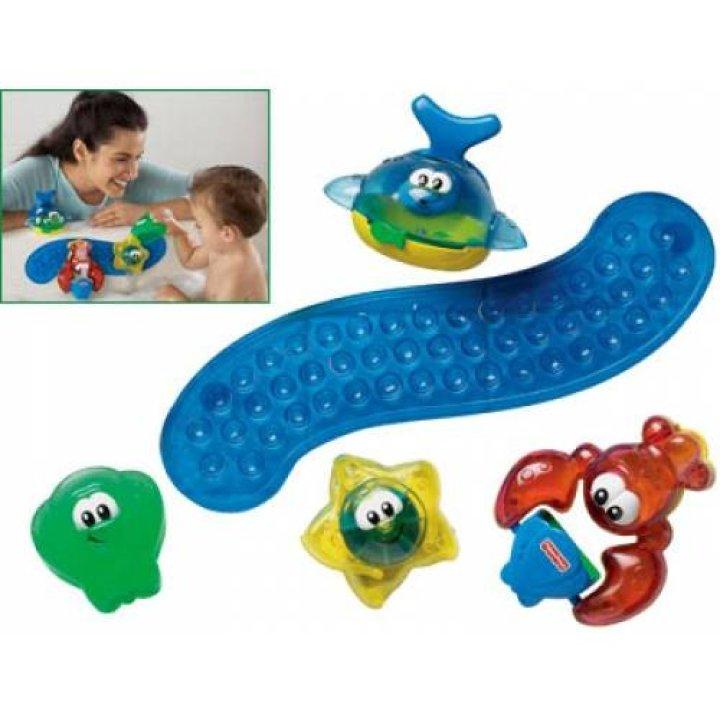 Игрушки для купания Fisher-Price Подводная команда