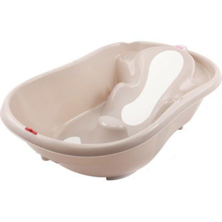 Ванночка для купания OK Baby Onda Evolution серый