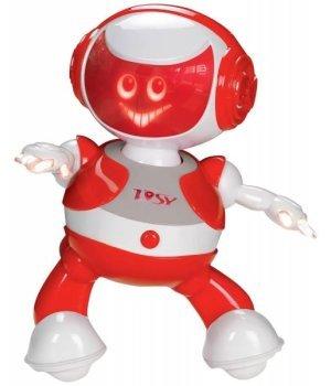 Интерактивный робот TOSY Robotics Discorobo (танцуем, рус. язык) Энди