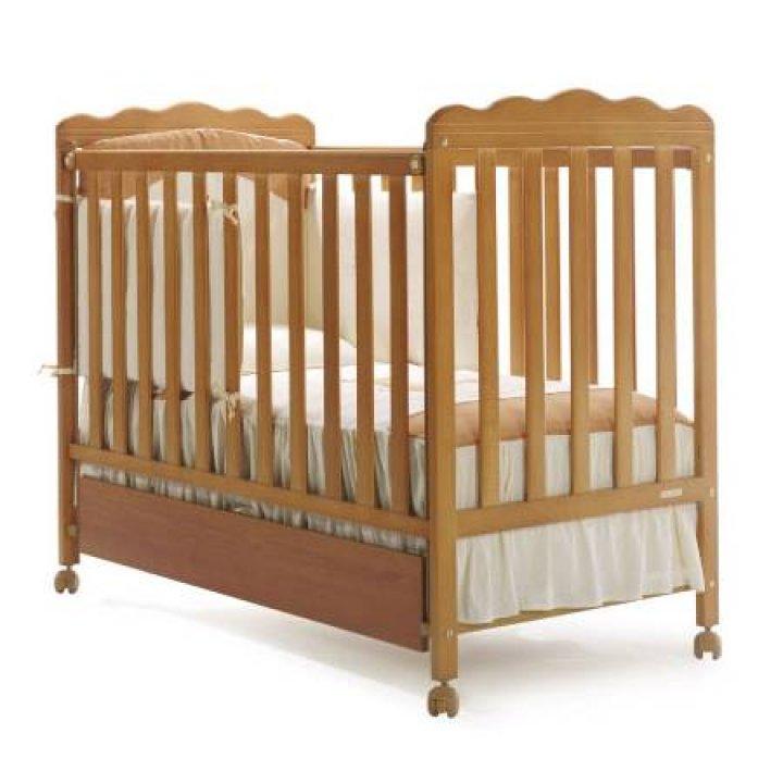 Детская кроватка Micuna Susana Luxe Меда
