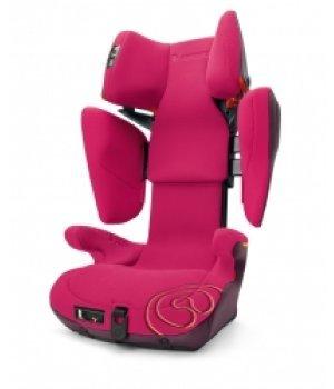 Автокресло Concord TRANSFORMER X-BAG Rose Pink 2016
