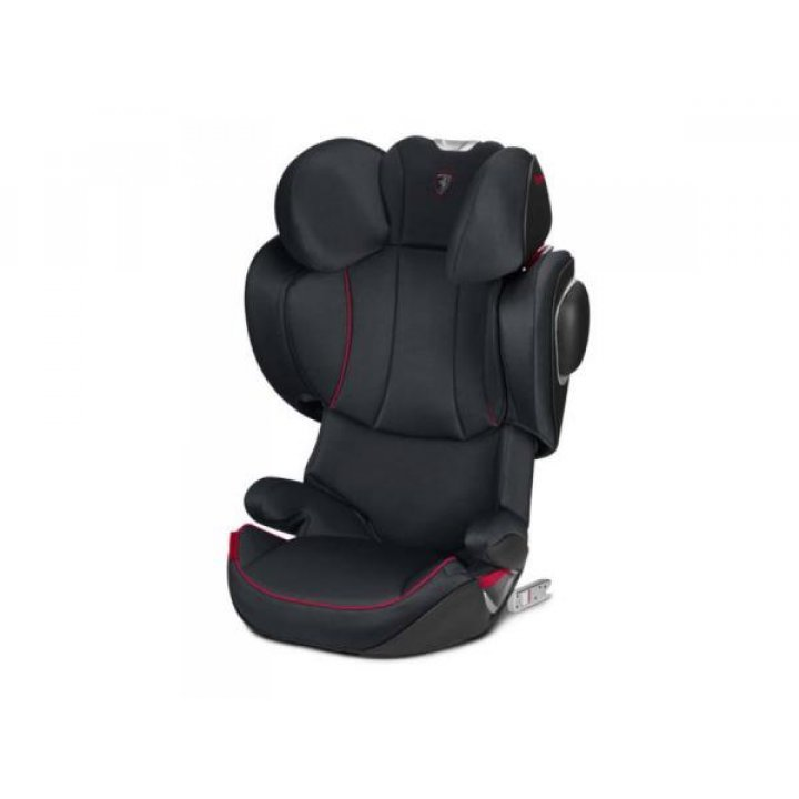 Автокресло Cybex Solution Z-Fix Victory Black black