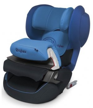 Автокресло Cybex Juno-Fix Heavenly Blu