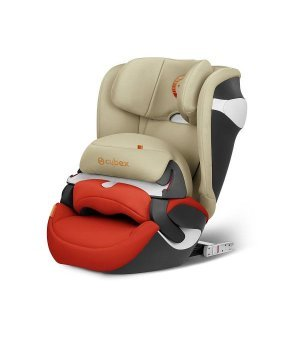 Автокресло Cybex Juno M-Fix Autumn Gold-burnt red 2018
