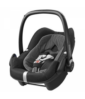 Автокресло Maxi Cosi Pebble Plus Black Raven