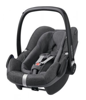 Автокресло Maxi Cosi Pebble Plus 2016 Sparkling Grey