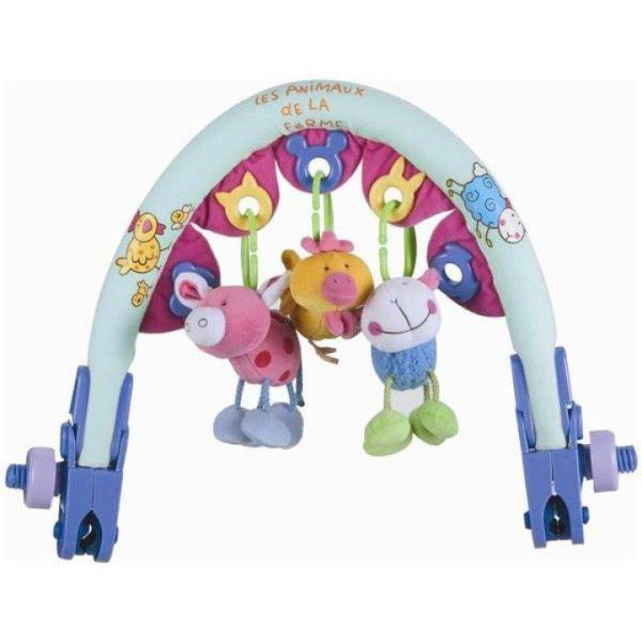 Дуга с игрушками Jane Farm