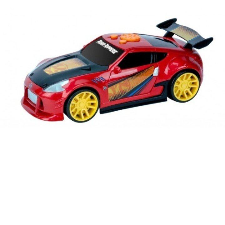Машина Nissan 370Z Крутой розворот со светом и звуком 21 см, Toy State (40501)