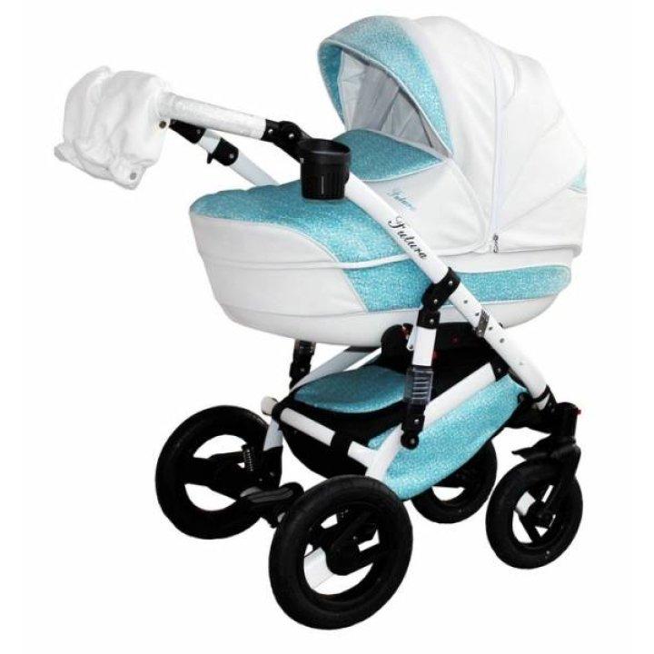 Универсальная коляска 2 в 1 Aneco Future Ecco 01