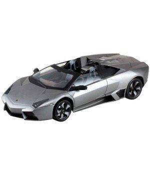 Автомобиль на радиоуправлении Lamborghini Reventon Roadster, 1:10, MZ Meizhi серый