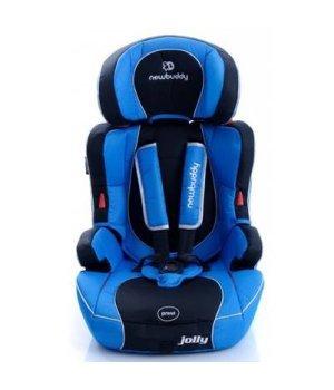 Автокресло Baby Point JOLLY N.B. 03 (синий)