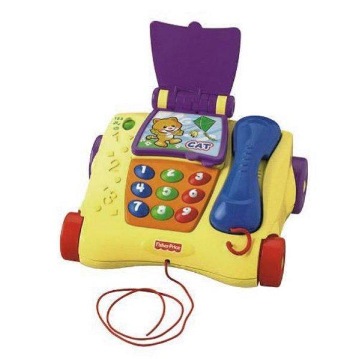 Игрушка обучающий телефон Fisher-Price телефон