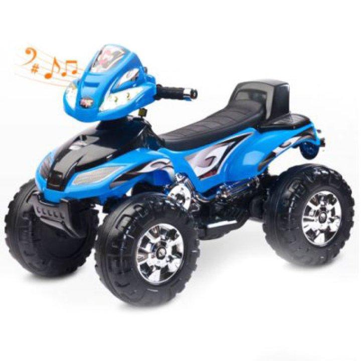 Квадроцикл Caretero Cuatro blue
