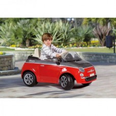 Электромобиль Peg Perego FIAT 500 RED/GREY (IGED 1161)