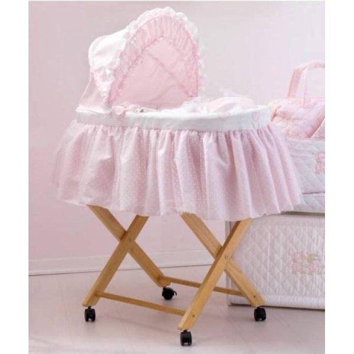 Люлька-кроватка Ruggeri Coccini Розовый