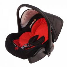Автокресло BabySafe Start Speedy red