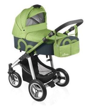 Универсальная коляска 2 в 1 Baby Design Lupo 04