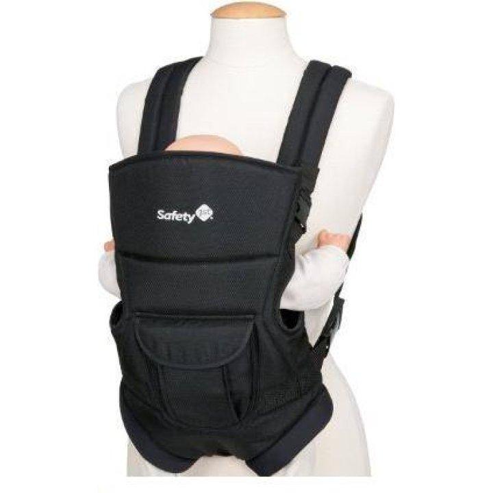 Рюкзак-переноска Safety 1st Youmi Full Black