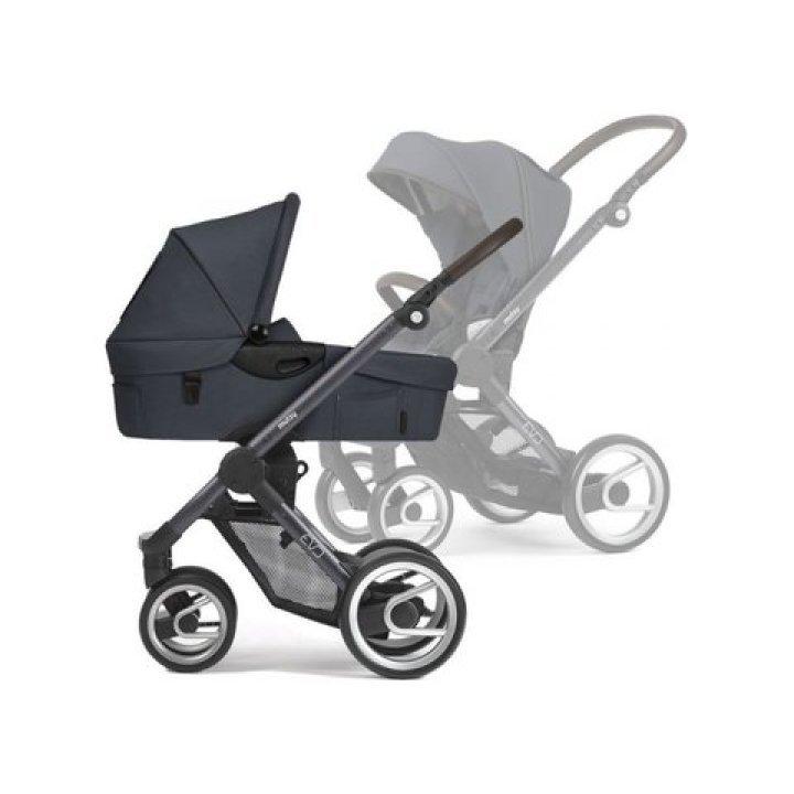 Универсальная коляска Mutsy 2 в 1 EVO Farmer Stonewash / Dark Grey Brown