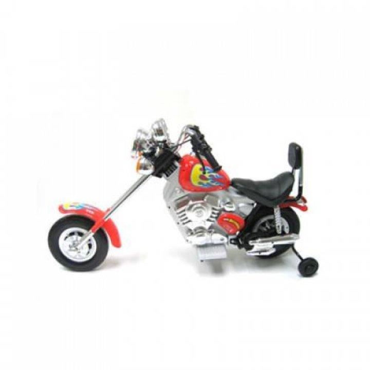 Электромотоцикл Seca Супер Харлей Красный