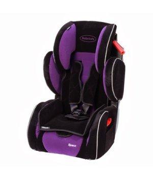 Автокресло Baby Safe Space Premium purple