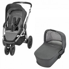 Коляска 2 в 1 Maxi Cosi Mura 3 Plus (Carrycot) Concrete Grey