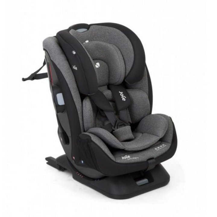 Автокресло Joie Every Stage FX Isofix Charcoal (Черное)