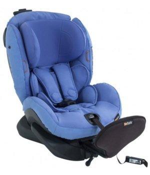 Автокресло BeSafe iZi Plus (0-25kg) Saphir Blue (71)