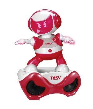 Интерактивный робот TOSY Robotics Discorobo (танцуем, рус. язык) Энди-диджей