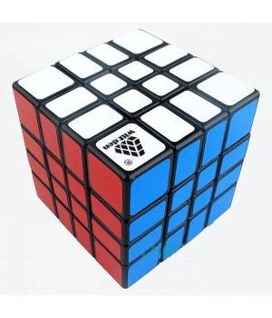 Игрушка-головоломка WitEden Кубик new 4х4 Mixup black