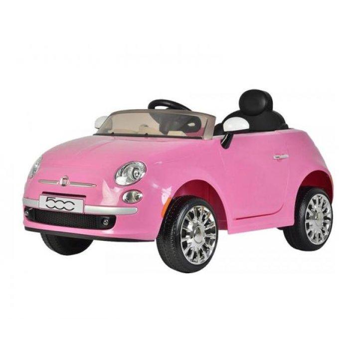 Детский электромобиль BabyHit Fiat Z651R Pink