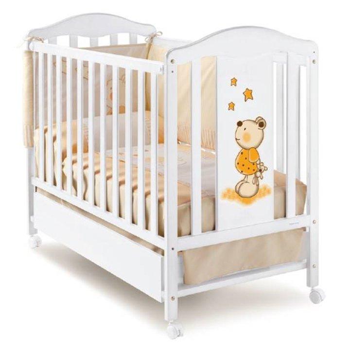 Детская кроватка Micuna Selsia Белый