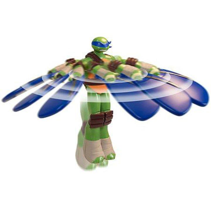 Летающий супергерой I-Star Flying Черепашка-ниндзя Леонардо (52659)