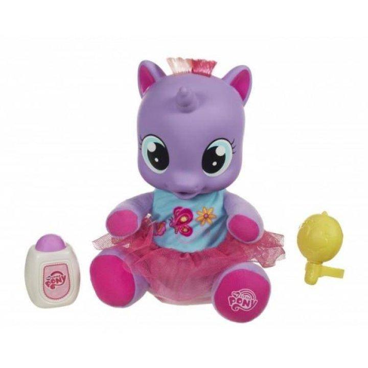 Интерактивная игрушка Hasbro My Little Pony Озорная малышка Лили