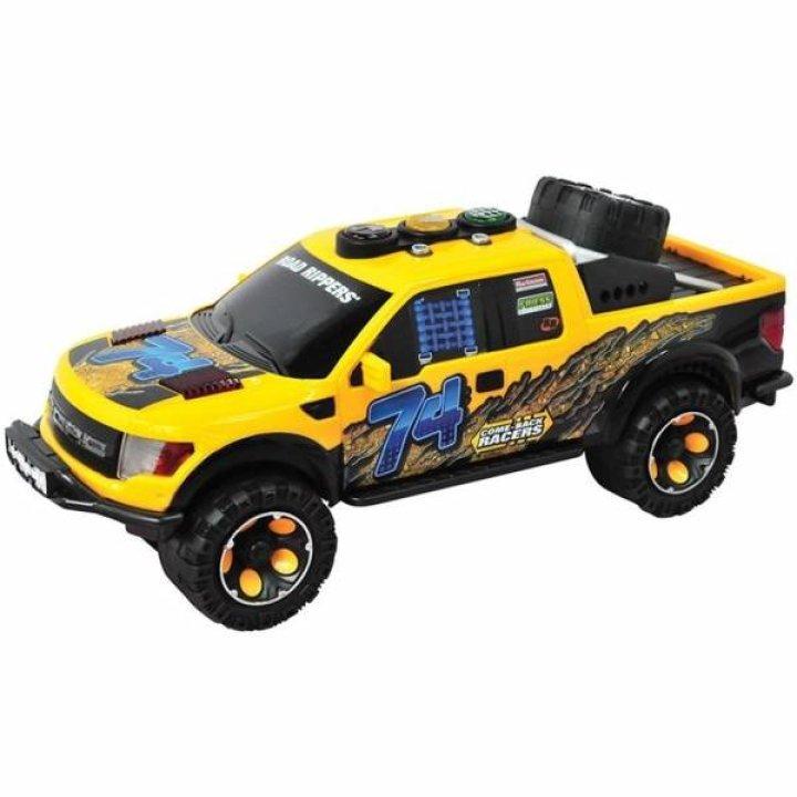 Машинка Toy State Веселые гонки со светом и звуком (33 см) Ford F150 Raptor SVT