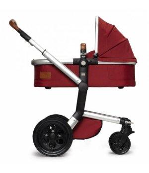 Универсальная коляска 2 в 1 Joolz Day Earth Edition Lobster Red