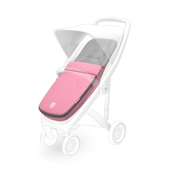 Конверт на ножки Greentom Footmuff Roze (Розовый)
