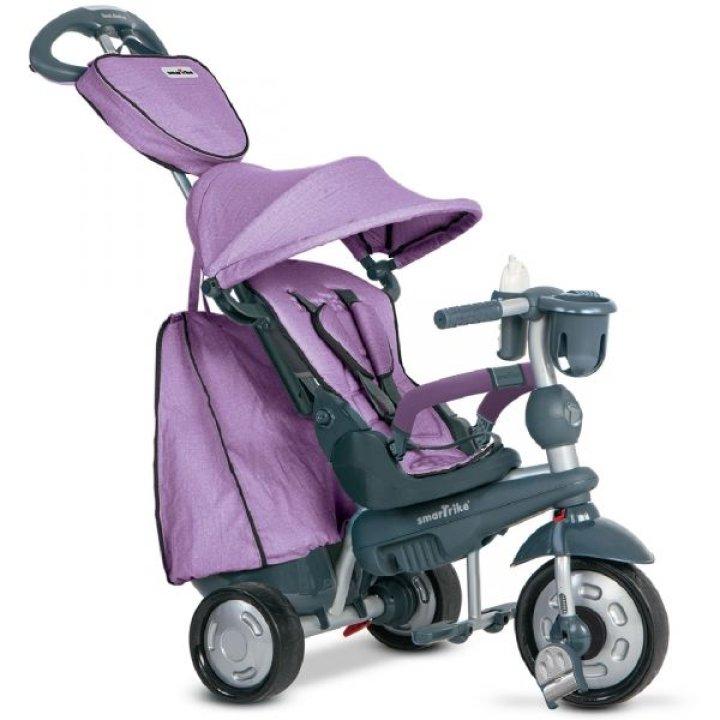 Детский велосипед Smart Trike Explorer 5 в 1 Лиловый