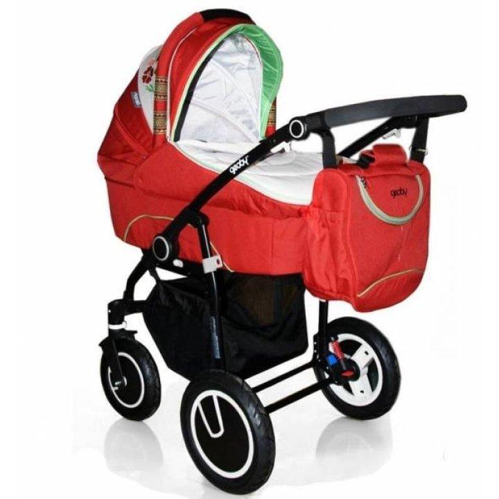Универсальная коляска Geoby C3011 Limited - RMZF-G