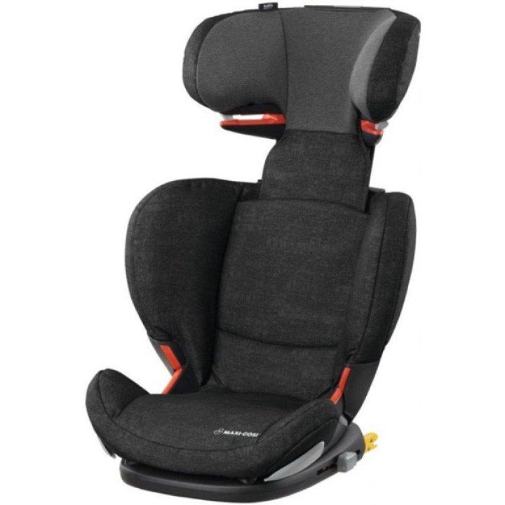 Автокресло Maxi-Cosi RodiFix AirProtect Nomad Black 2018